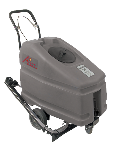 waxing floor machine